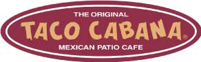 Taco Cabana - The original mexican patio cafe