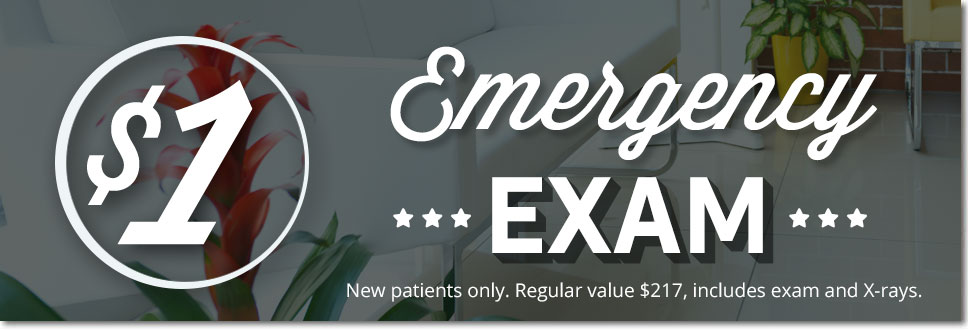 New Patient Emergency Exam Special - Red Oak Family Dentistry